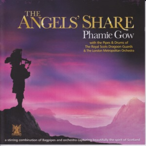 The Angel's Share Phamie Gow CD