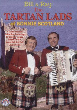 The Lads of Bonnie Scotland The Tartan Lads DVD