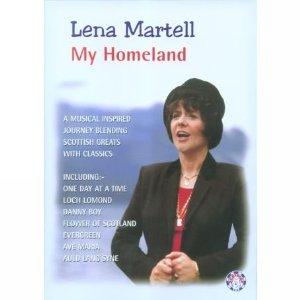 Lena Martell My Homeland DVD