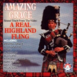 Amazing Grace A real Highland Fling CD