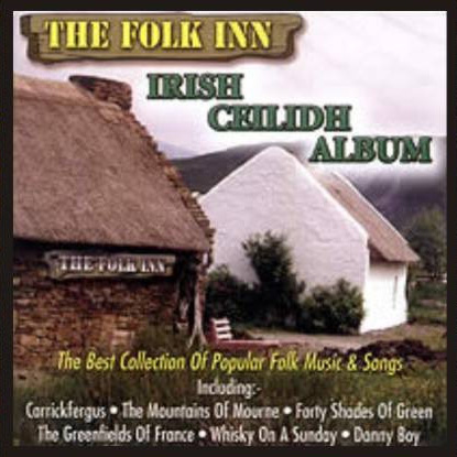 The Folk Inn Irish Ceilidh Album CD