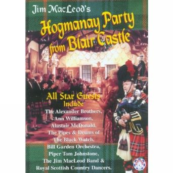 Hogmanay From Blair Castle DVD