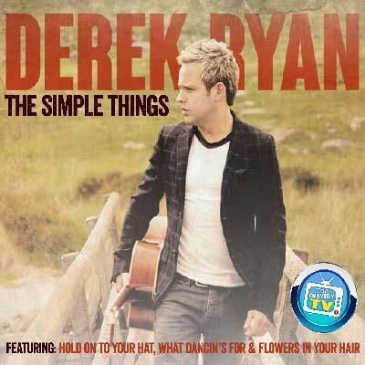 Derek Ryan The Simple Things CD