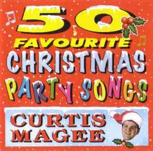 Curtis Magee 50 Favourite Christmas Party Songs CD