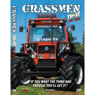 Grassmen Twist Of Fiat DVD