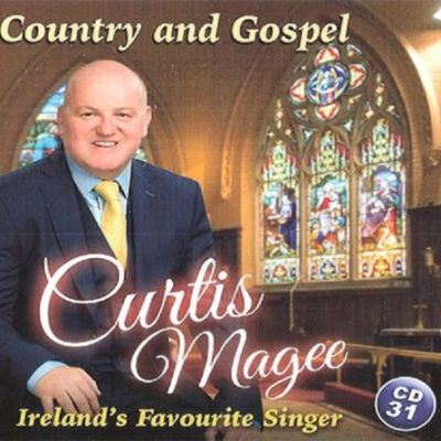 Curtis Magee Country And Gospel CD
