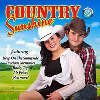 Country Sunshine Keep On The Sunny Side CD