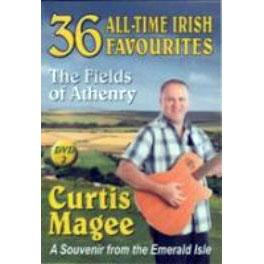 Curtis Magee 36 All Time Irish Favourites DVD
