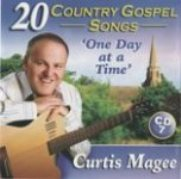 Curtis Magee 20 Country Gospel Songs CD