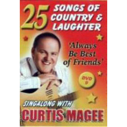 Curtis Magee 25 Songs Of Country & Laughter DVD