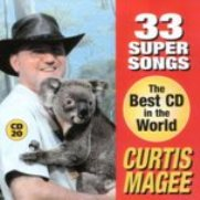 Curtis Magee 33 Super Songs CD