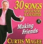 Curtis Magee Making Friends CD
