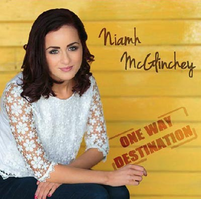 Niamh McGlinchey One Way Destination CD