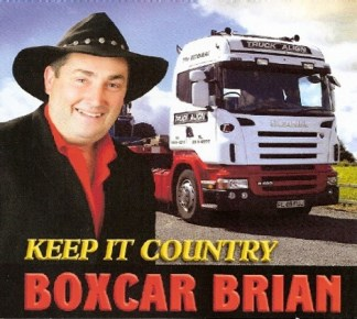 Boxcar Brian Keep It Country CD