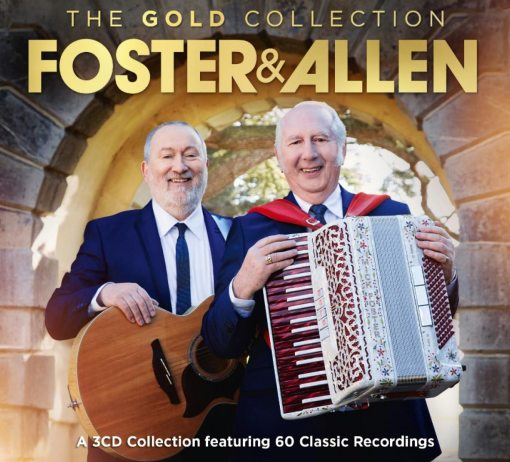 Foster & Allen's new album The Gold Collection CD