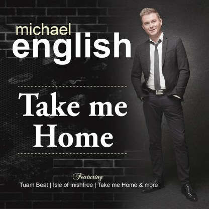 Michael English Take Me Home CD