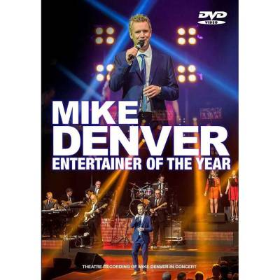 Mike Denver Entertainer Of The Year DVD