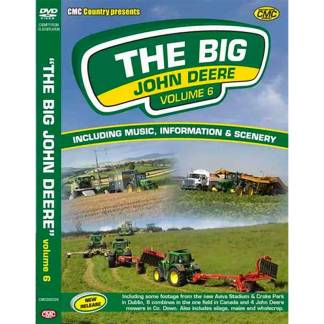 The Big John Deere VOL 6 DVD