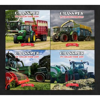 Grassmen TV Complete Collection 2016 DVDs 4 Disk Pack