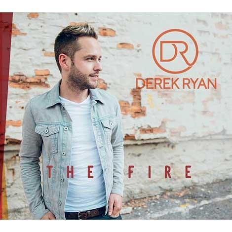 Derek Ryan The Fire CD