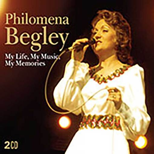 Philomena Begley My Life, My Music, My Memories 2CDs New