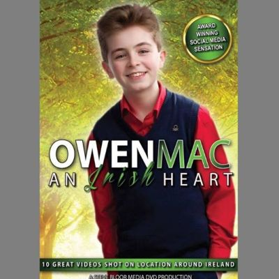 An Irish Heart DVD by Owen Mac