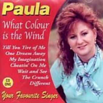 Paula MacAskill What Colour is the wind CD