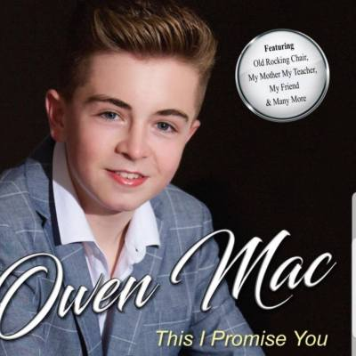 This I Promise You CD By Owen Mac