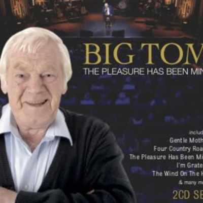 Big Tom The Pleasure Has Been Mine CD