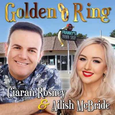 Ailish McBride and Ciaran Rosney Golden Ring CD
