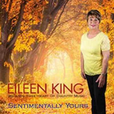 Eileen King Sentimentally Yours CD