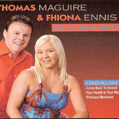 Thomas Maguire And Fhionna Ennis Solid As A Rock CD