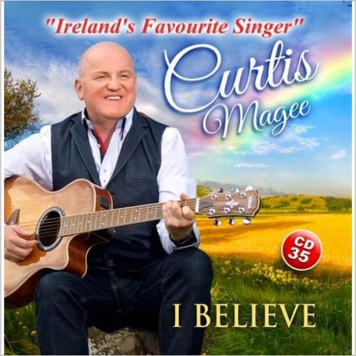 Curtis Magee I Believe CD 35 New