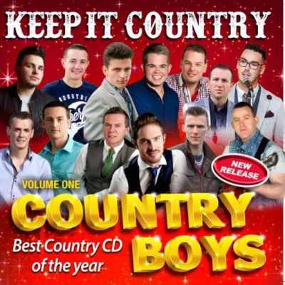 Keep It Country Country Boys CD Volume 1