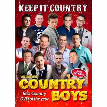 Keep it Country Country Boys DVD Volume 1