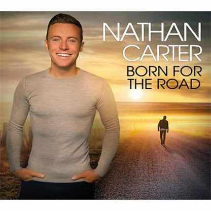 Nathan Carter Born For The Road CD