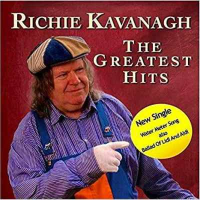 Richie Kavanagh The Greatest Hits CD
