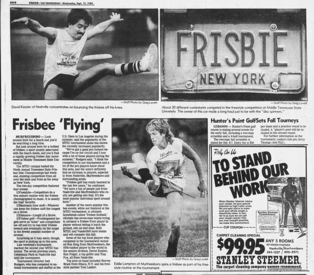 1984 - Sept 12