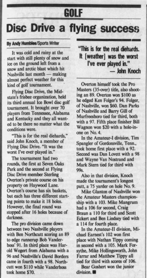 1994 - February 2
