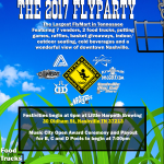 2017 FlyParty Poster