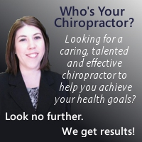 Who's Your Chiropractor?