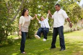 childhood obesity active family fun