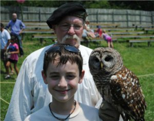 Tennessee Renaissance Festival with kids