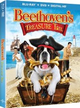beethoven dog treasure tail movie