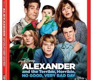 Alexander and the Terrible, Horrible, No Good, Very Bad Day Movie Giveaway