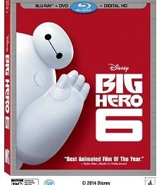 Big Hero 6 Movie Giveaway!