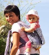 attachment parenting nashville babywearing