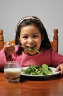 getting children to eat healthy foods parenting advice