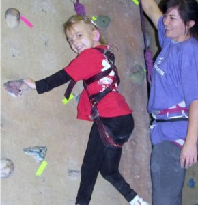 adaptive climbing special needs sports nashville