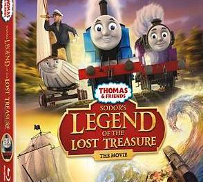 Thomas & Friends Blu-ray+DVD Giveaway